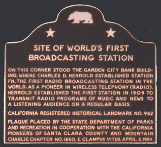 [Photo of plaque close.]