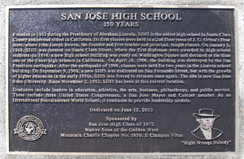 Photo of Plaque closeup